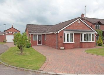 Thumbnail 2 bed bungalow for sale in Muirfield Drive, Tytherington, Macclesfield, Cheshire
