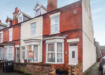 Thumbnail 3 bed end terrace house for sale in Cranwell Street, Lincoln