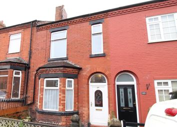 3 bed terraced house for sale in Victoria Road, Northwich CW9