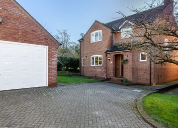 Thumbnail 4 bed detached house for sale in The Acreage, Bunbury, Tarporley