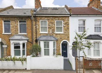 Thumbnail 5 bedroom terraced house for sale in Harcourt Road, London