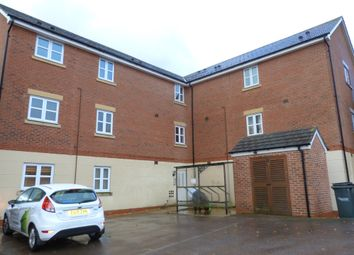 Thumbnail 2 bed flat to rent in Boughton Way, Gloucester