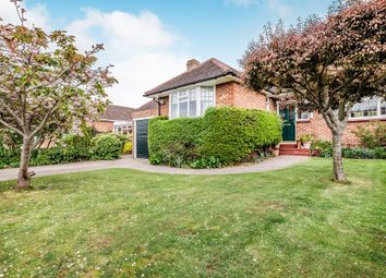 Thumbnail 3 bed detached bungalow for sale in Hollingbury Gardens, Findon Valley, Worthing