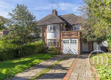 Thumbnail 3 bed link-detached house for sale in Maurice Walk, Hampstead Garden Suburb