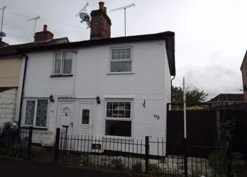 2 bed end terrace house to rent in Greenstead Road, Colchester CO1