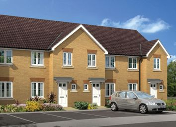 """Thumbnail 3 bed terraced house for sale in """"Palmerston"""" at Bedewell Industrial Park, Hebburn"""