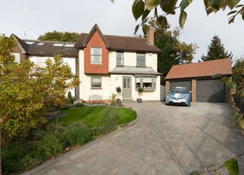 Thumbnail 4 bed detached house for sale in Postern Green, Enfield