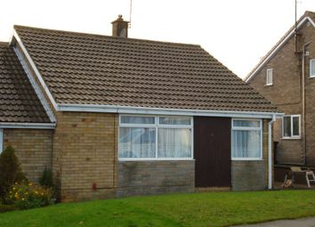 Thumbnail 2 bed bungalow to rent in Rydal Crescent, Scarborough