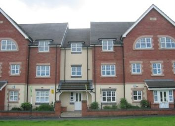 Thumbnail 2 bed flat for sale in Oak Drive, Mile Oak, Tamworth