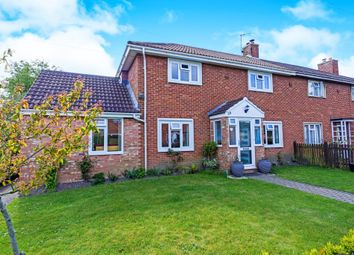 Thumbnail 3 bed semi-detached house for sale in Hillwood Lane, Warminster
