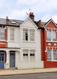 Thumbnail 3 bed terraced house for sale in Thorpebank Road, London