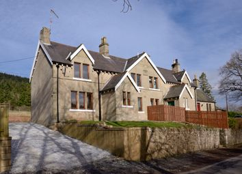 Thumbnail 2 bed cottage for sale in Burnhouses, Duns