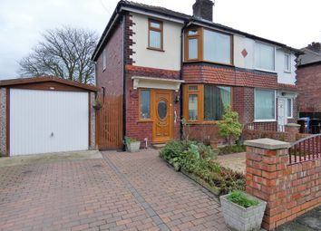 Thumbnail 3 bed semi-detached house for sale in Gowerdale Road, Stockport