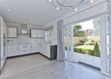 Portsmouth Road, Thames Ditton, Surrey KT7. 4 bed detached house