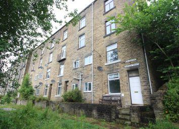 Thumbnail 1 bed end terrace house for sale in Montrose Terrace, Hebden Bridge