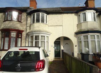 Thumbnail 3 bed terraced house to rent in Ilsley Road, Erdington