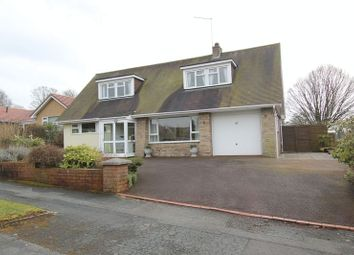 Thumbnail 3 bed detached house for sale in Winchester Drive, Westlands, Newcastle