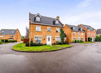 Thumbnail 5 bed detached house for sale in Moat Farm Close, Marston Moretaine, Bedford, Bedfordshire