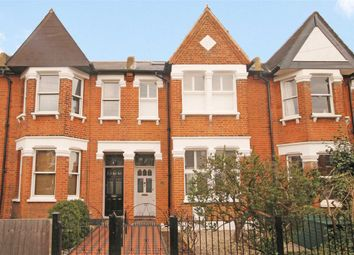 Thumbnail 5 bedroom terraced house to rent in Grove Avenue, Twickenham