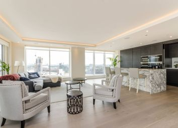 Thumbnail 3 bed flat for sale in Chelsea Creek Tower, Sands End