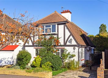 Albert Road, Epsom, Surrey KT17. 3 bed detached house for sale