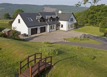 Thumbnail Detached house for sale in Tummel View, Ballyoukan, Pitlochry