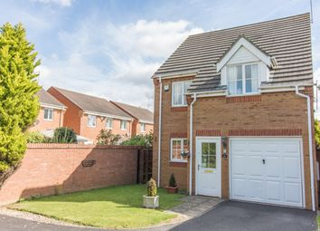 Thumbnail 3 bed detached house for sale in Noble Drive, Cawston, Rugby
