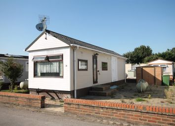 1 bed mobile/park home for sale in Mytchett Road, Mytchett, Camberley GU16