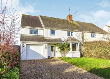 5 bed semi-detached house for sale in Church Lane, Tilbrook, Huntingdon, Cambridgeshire PE28