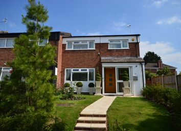 Thumbnail 3 bed terraced house for sale in Woodfields, Droitwich