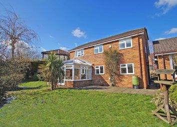 Thumbnail 5 bed detached house for sale in Coleford Close, Redditch