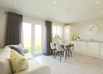 "Thumbnail 4 bedroom detached house for sale in ""Hampsfield"" at East Calder, Livingston"