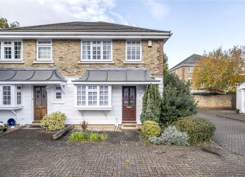 Thumbnail 3 bed semi-detached house for sale in Kensington Gardens, Kingston Upon Thames