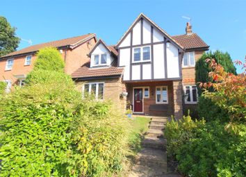 Thumbnail 4 bed detached house for sale in Gregory Close, Maidenbower, Crawley