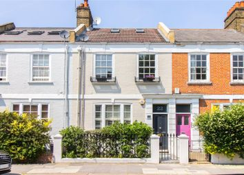 Thumbnail 4 bedroom terraced house for sale in Sedlescombe Road, West Brompton, Fulham, London