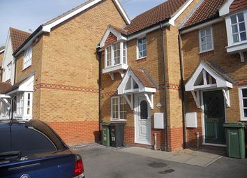 Thumbnail 2 bed terraced house to rent in Didcot, Ladygrove