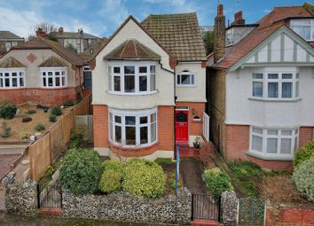 Thumbnail 5 bed detached house for sale in King Edward Avenue, Broadstairs