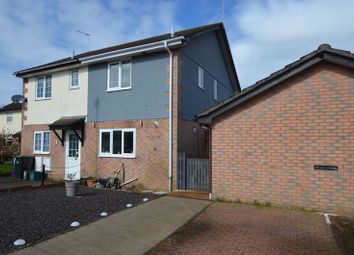 Thumbnail 2 bedroom terraced house for sale in Sanderling Close, Weymouth