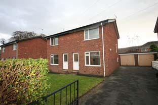 Thumbnail 2 bed semi-detached house to rent in Oatlands Drive, Otley