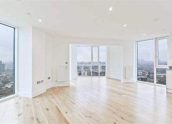 Thumbnail 3 bed flat for sale in Sky View Tower, Stratford, London