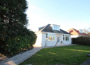 Thumbnail 5 bed bungalow for sale in Muirend Road, Muirend, Glasgow