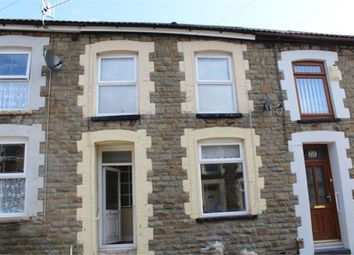 Thumbnail 2 bed terraced house for sale in Jones Street, Clydach Vale, Rhondda Cynon Taff.
