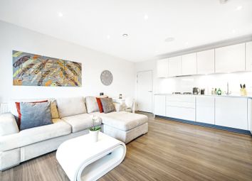 Thumbnail 1 bedroom flat for sale in Twinn Building, Regiment Hill, Mill Hill