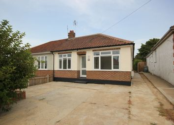 Thumbnail 3 bedroom bungalow for sale in Aerodrome Road, Norwich