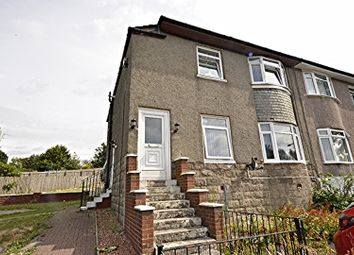 Thumbnail 2 bed flat for sale in Crofton Avenue, Glasgow
