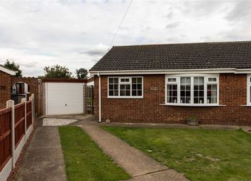 Thumbnail 2 bedroom bungalow for sale in The Meadows, Burringham, Scunthorpe