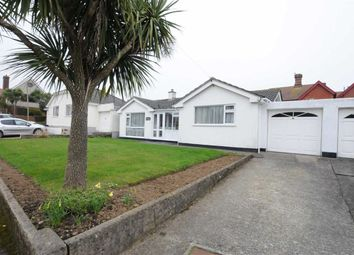 Thumbnail 2 bed detached bungalow for sale in Redwood Grove, Bude, Cornwall