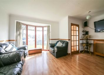 Thumbnail 3 bed terraced house for sale in Meadow Close, Chatham, Kent