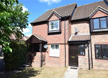 Thumbnail 2 bed end terrace house for sale in Rook Drive, Taverham, Norwich