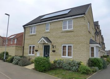 Thumbnail 3 bed terraced house for sale in Stud Road, Barleythorpe, Oakham